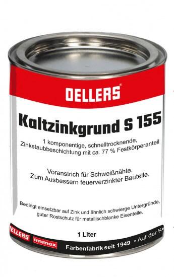 Katzinkgrund S 155 - 1 Liter