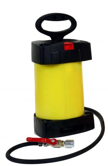Injektionspumpe mit Schiebekupplung