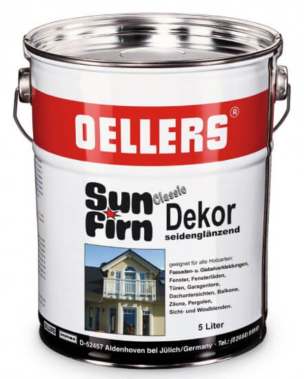 OELLERS Sunfirn Dekor Classic