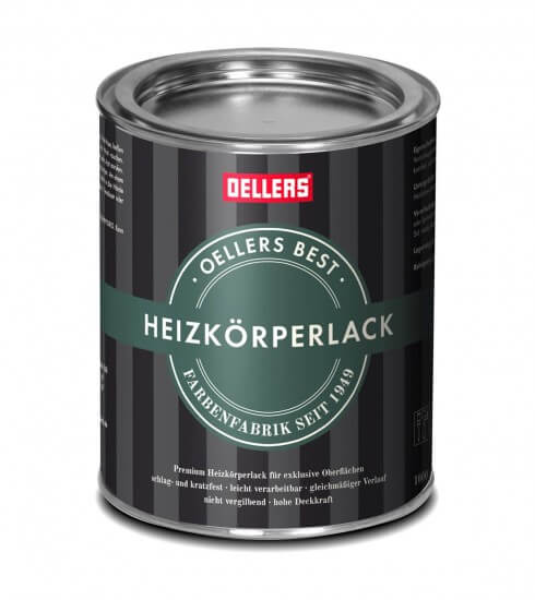 Heizkörperlack Premium 1 Liter