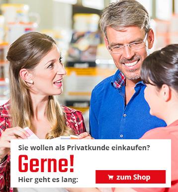 Shop für Endverbraucher