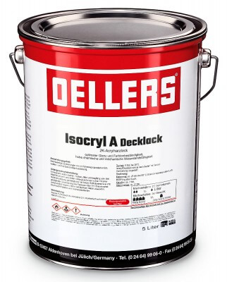 OELLERS Isocryl A Decklack