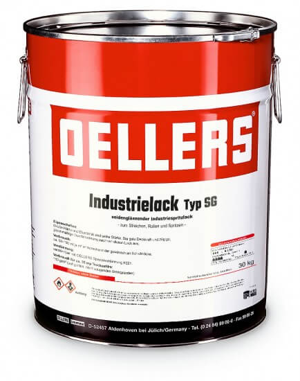 OELLERS Industrielack SG