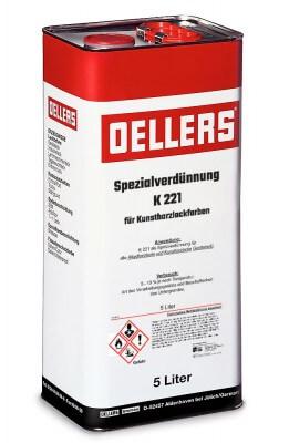 OELLERS Spezialverdünnung K221