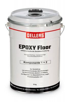 OELLERS Epoxy Floor Deckbeschichtung